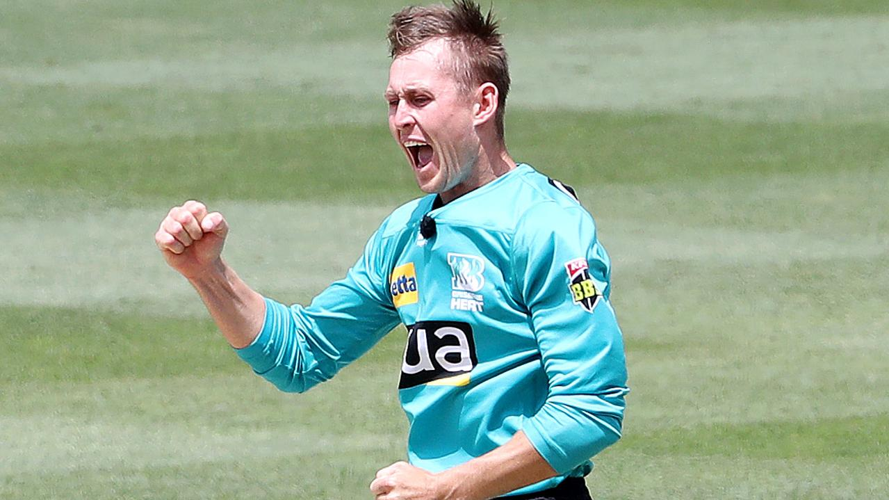 Marnus loves a wicket! Picture: Getty Images