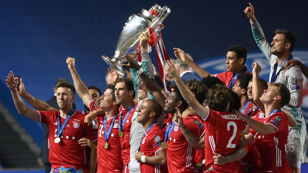 Bayern Munich will find out their new opponents when they defend the UEFA Champions League trophy this season.