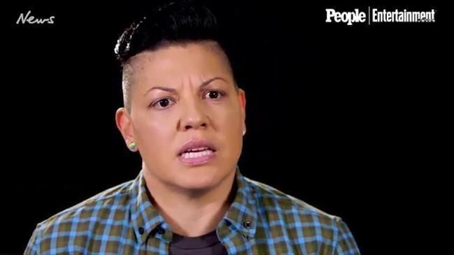 Sara Ramirez on coming out
