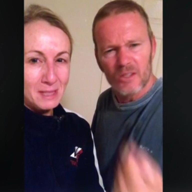 Craig McLachlan and his partner Vanessa Scammell appear in the emotional tell-all.