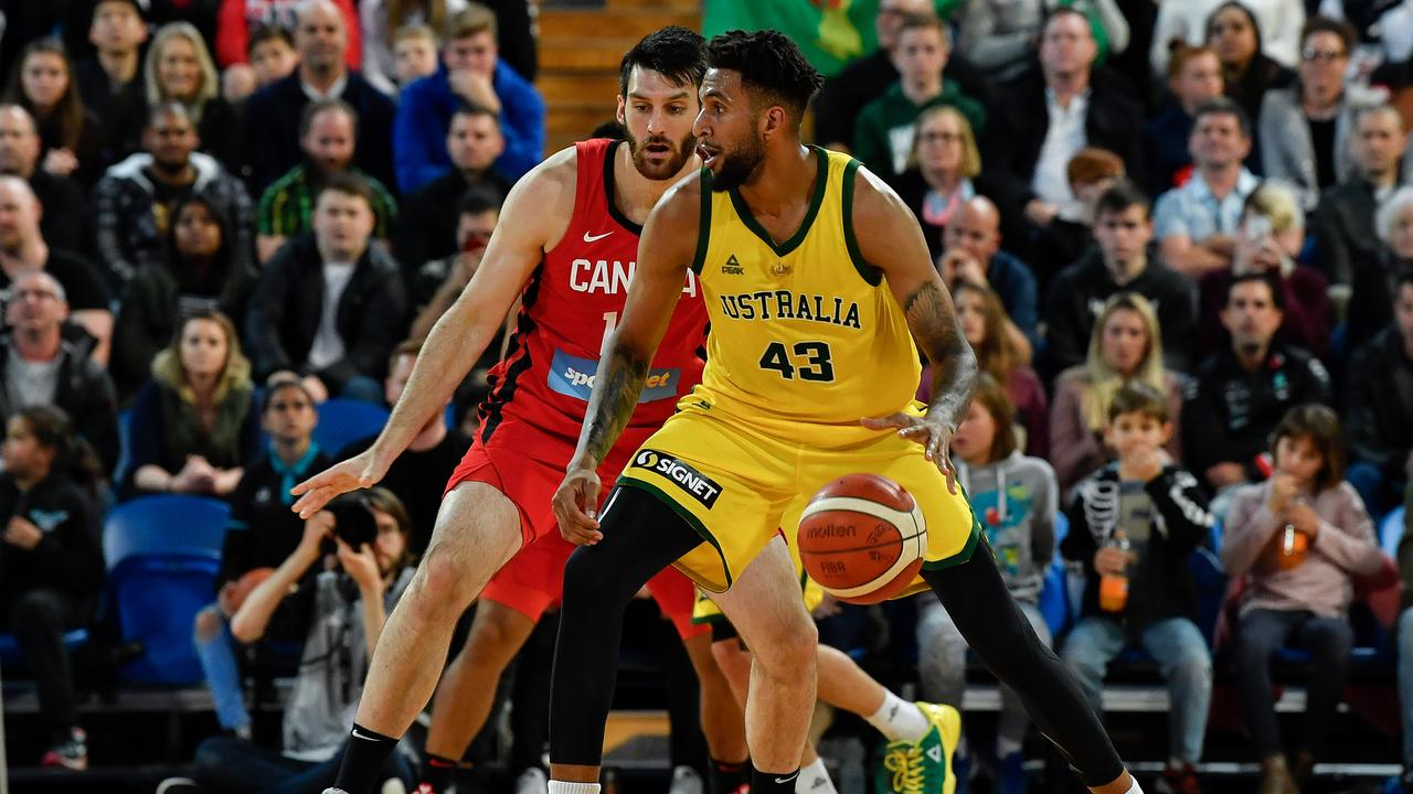 Jonah Bolden withdraws from Aussie Boomers' 2019 FIBA World Cup campaign