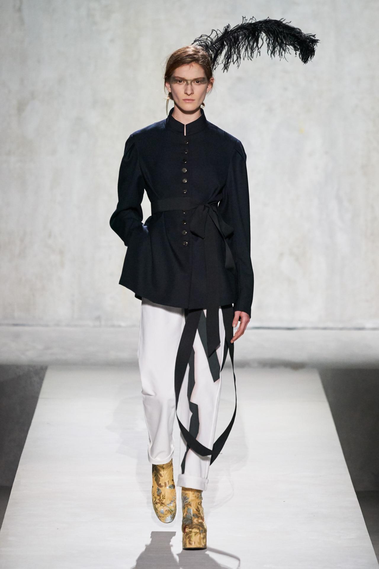Dries Van Noten ready-to-wear spring/summer 2020