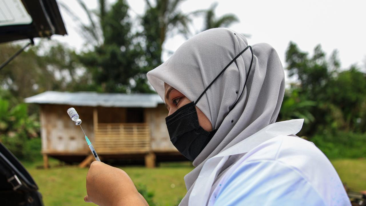 Malaysia Conducts Vaccination Outreach To Indigenous Communities