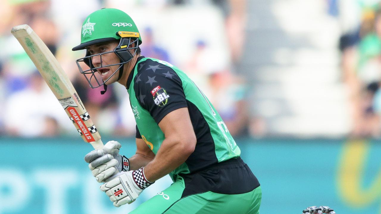 Another big performance from Marcus Stoinis helped the Stars to victory.