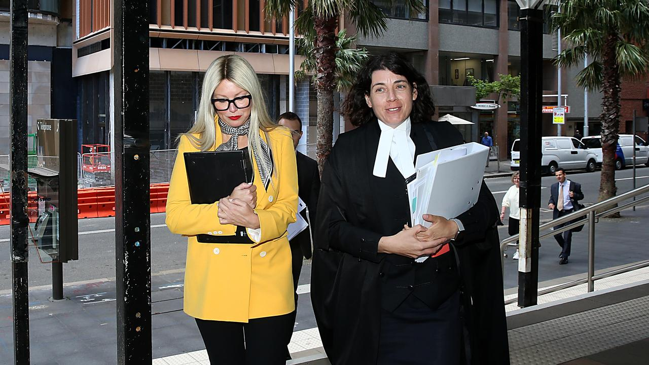 Columnist Joe Aston and the Australian Financial Review are facing a hefty legal bill . Picture: Jane Dempster/The Australian.