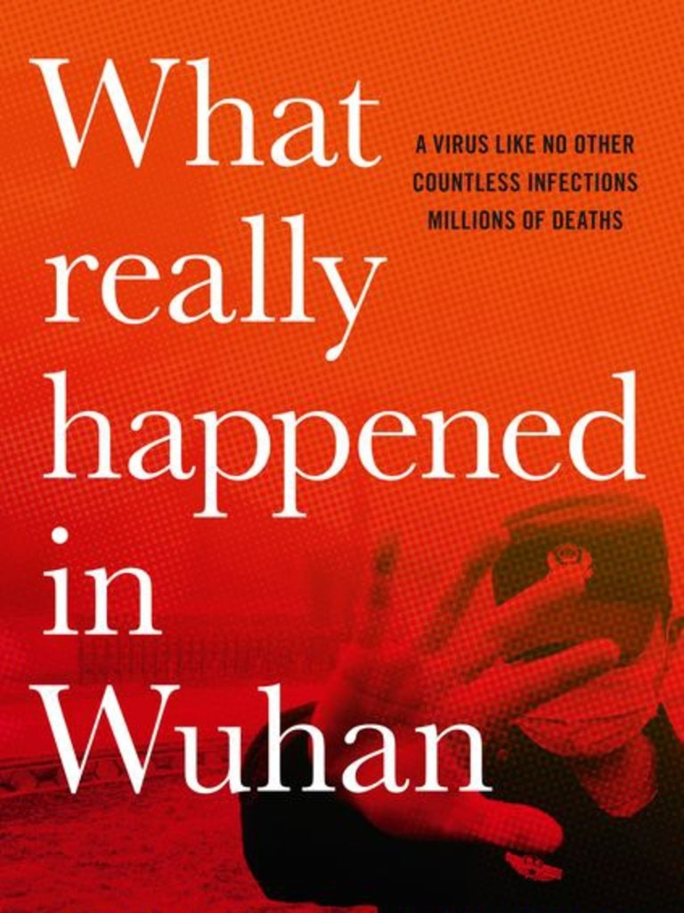 Book cover of What really happened in Wuhan, by Sharri Markson.