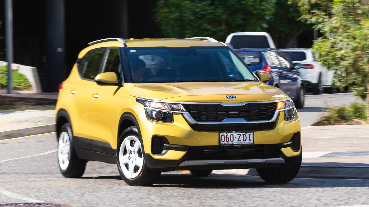 The Kia Seltos is one of the best value SUVs on the market.