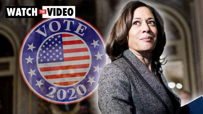 US election: Joe Biden selects Kamala Harris as running mate