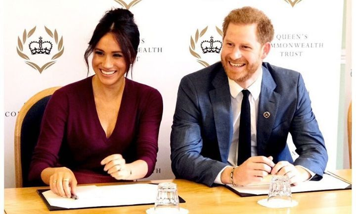 Harry and Meghan reveal new details about royal exit