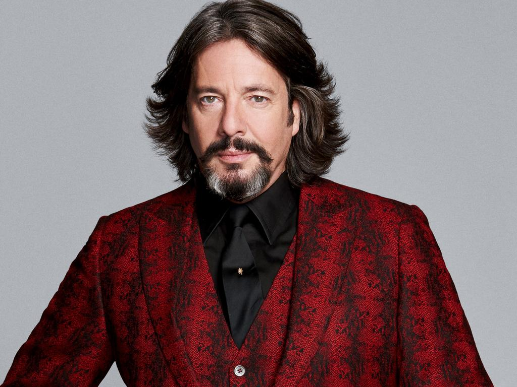 Laurence Llewelyn-Bowen, House Rules judge on Seven. Picture: Supplied