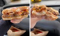 McDonald's burger bun theory goes viral