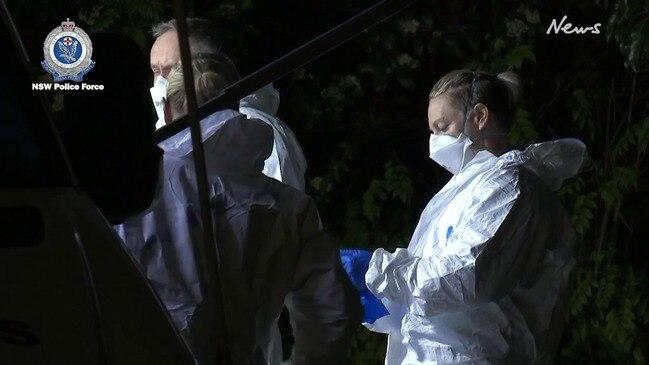 Danielle Easey crime scene