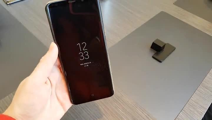 Hands on with the Samsung Galaxy S8+