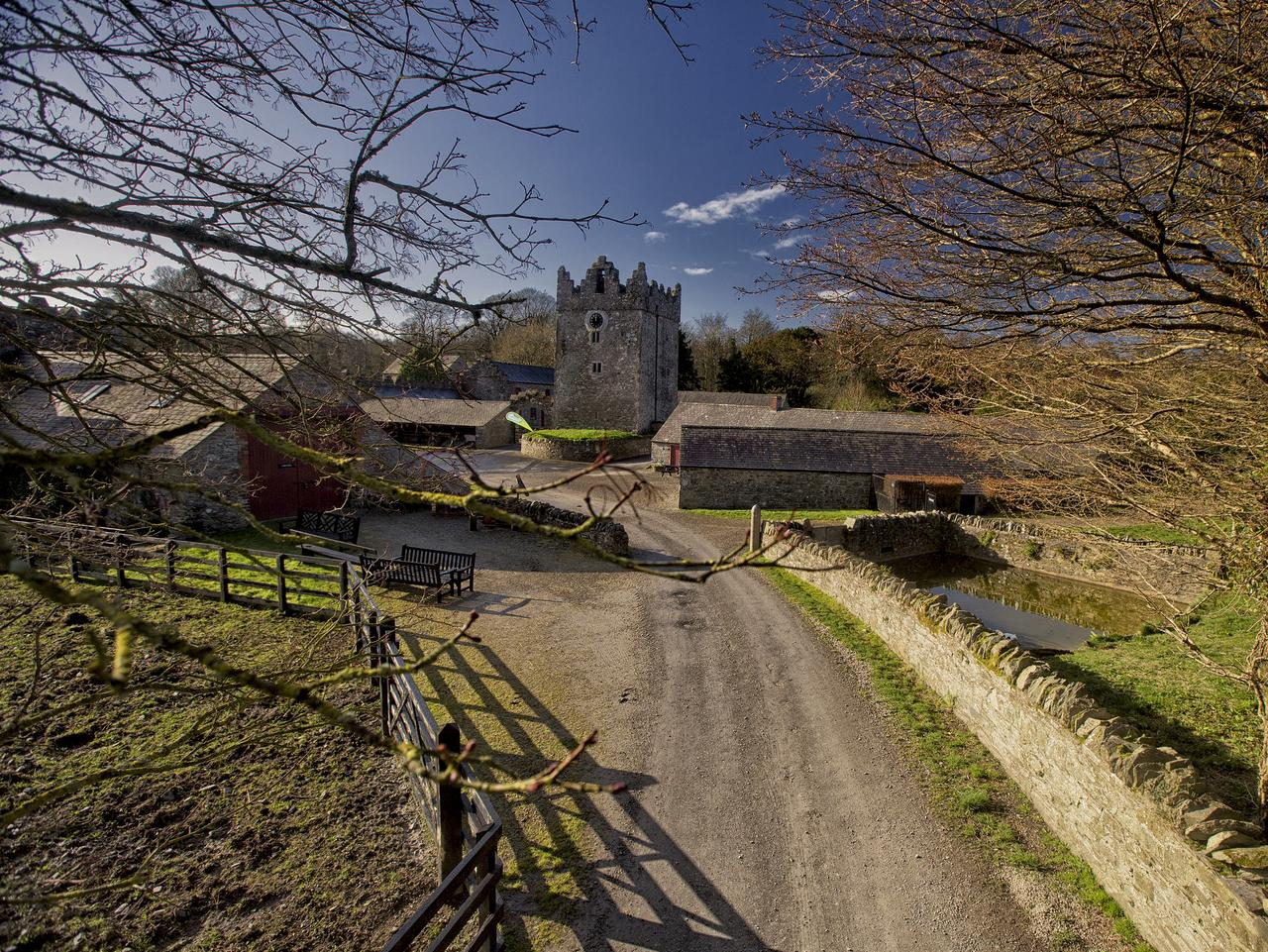 Supplied Travel SUNDAY ESCAPE. BEST BY BIKE. Game of Thrones - Winterfell / Castle Ward. Picture: Tourism Norther