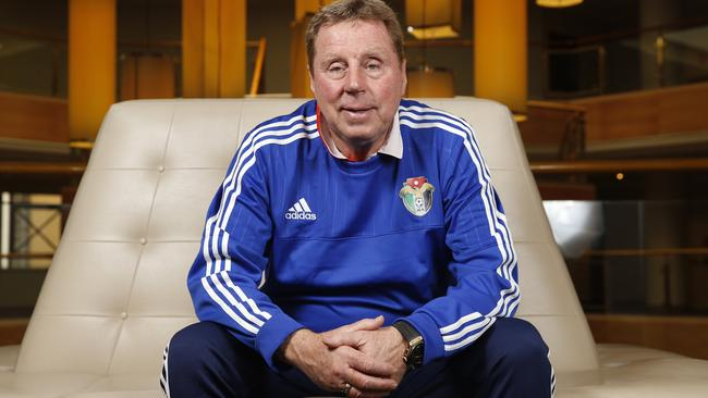Harry Redknapp will act as a consultant for the Central Coast Mariners next season.