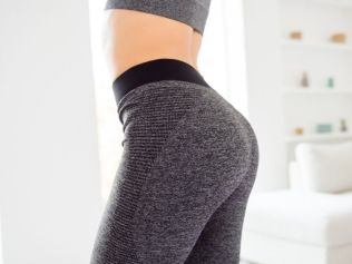 Get a pilates butt without going near a reformer. Image: iStock