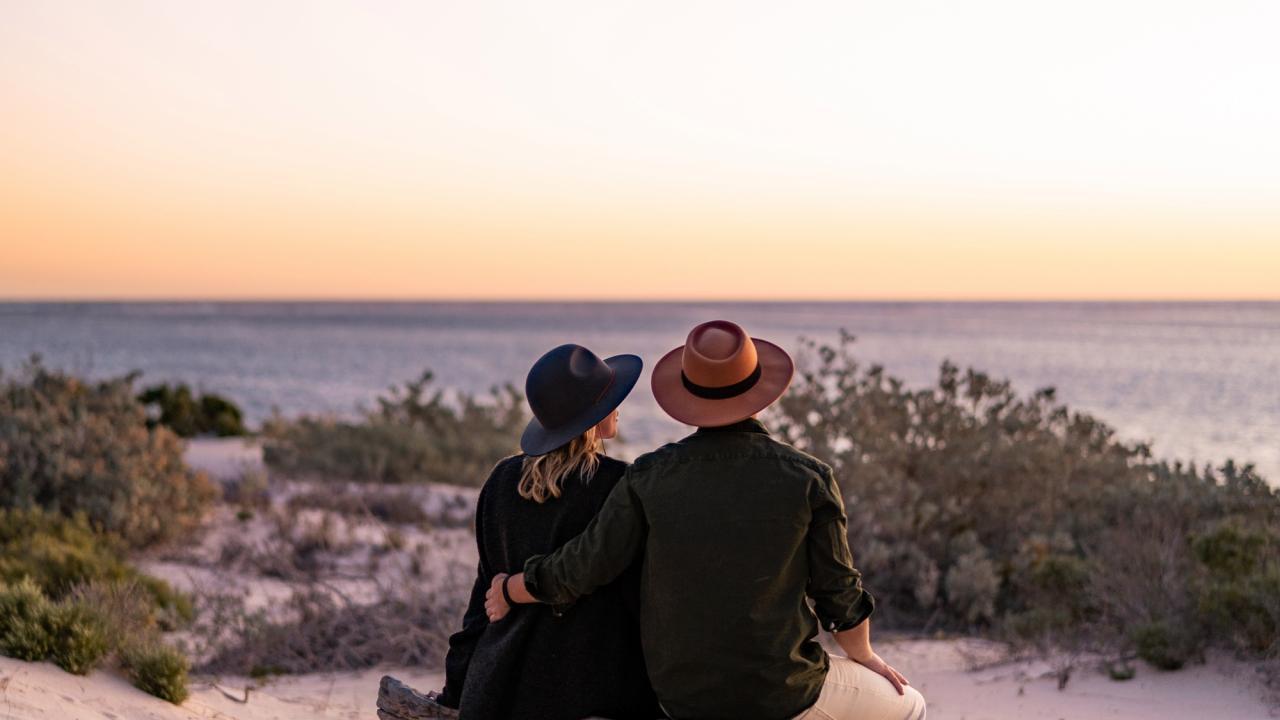 Sal Salis, Ningaloo Reef, Western Australia. Picture: Chris Fynes