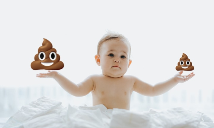 What your child's poo should look like