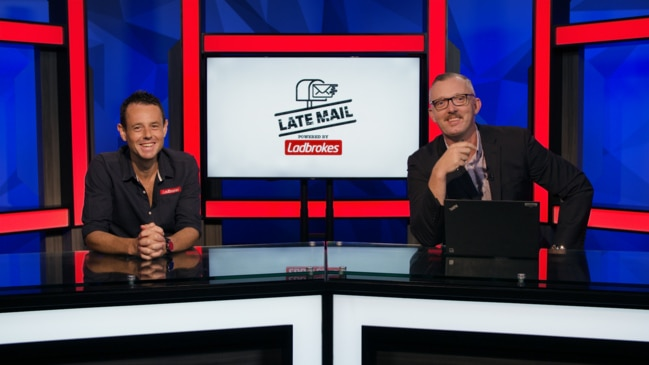 Late Mail Powered by Ladbrokes - 2019 Summer Season Episode 12: Australian Open