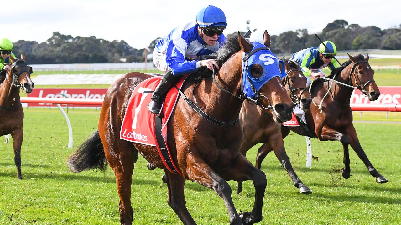 Worsfold can get back to winning ways at Wednesday's Sandown meeting. Picture: Racing Photos via Getty Images