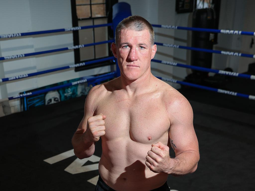 Paul Gallen will earn a seven-figure sum for the fight.