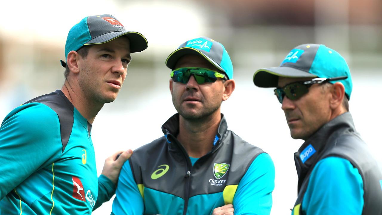 Ashes 2019 - EXCLUSIVE: The phone call with Ricky Ponting that stopped Tim Paine retiring