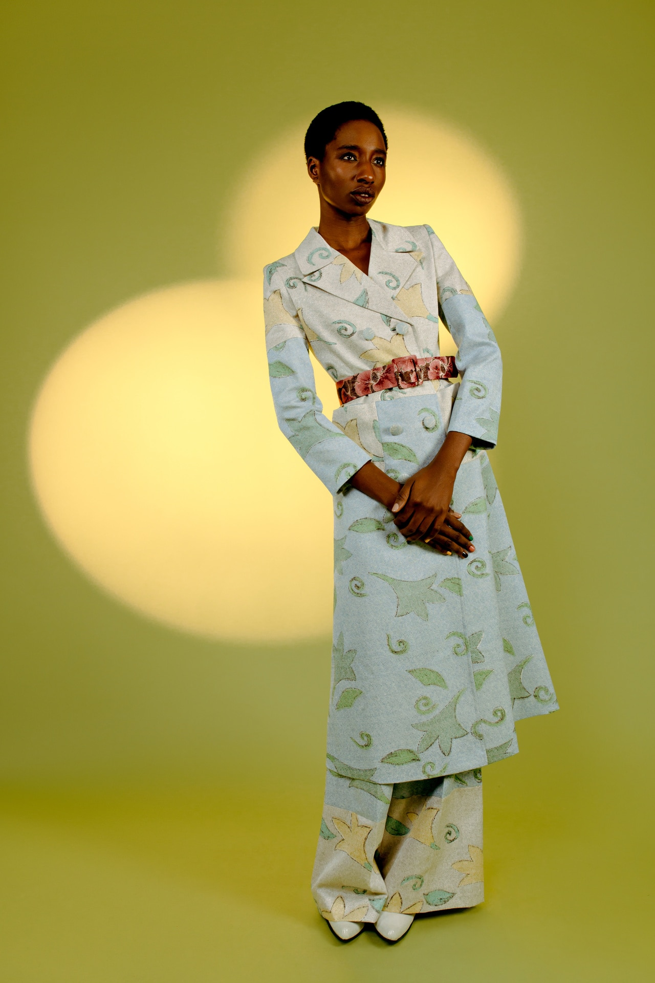 Duro Olowu ready-to-wear spring/summer 2020. Image credit: courtesy of Duro Olowu