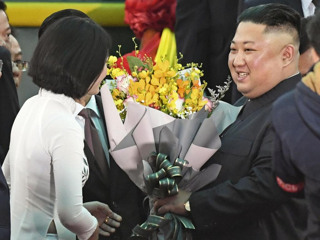 The summit could help legitimise Kim, who is responsible for human rights abuses against his own people. Picture: Minoru Iwasaki/Kyodo News via AP