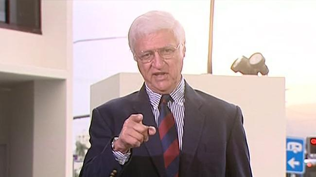 Bob Katter responds to criticism over ad campaign