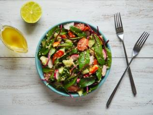 F45 vegan mediterranean salad recipe