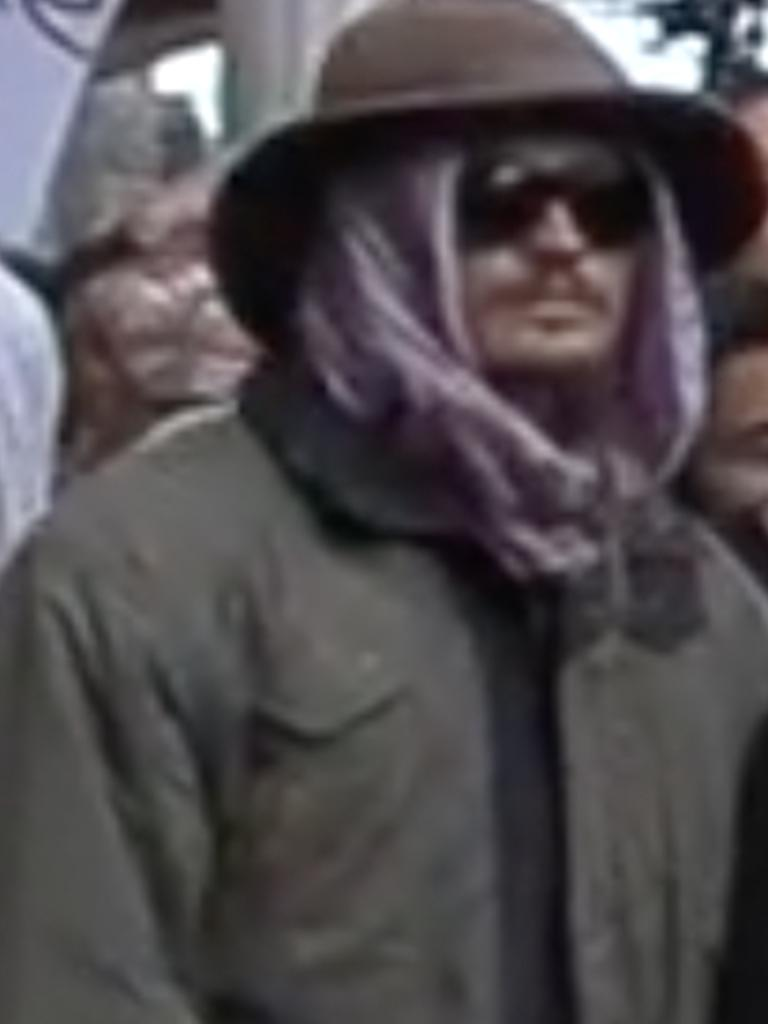 One of the men police want to identify. Picture: NSW Police