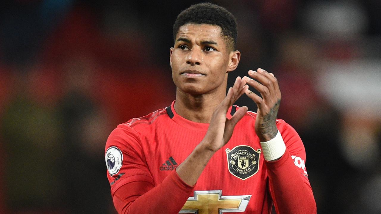 Marcus Rashford is part of an exciting Manchester United side.