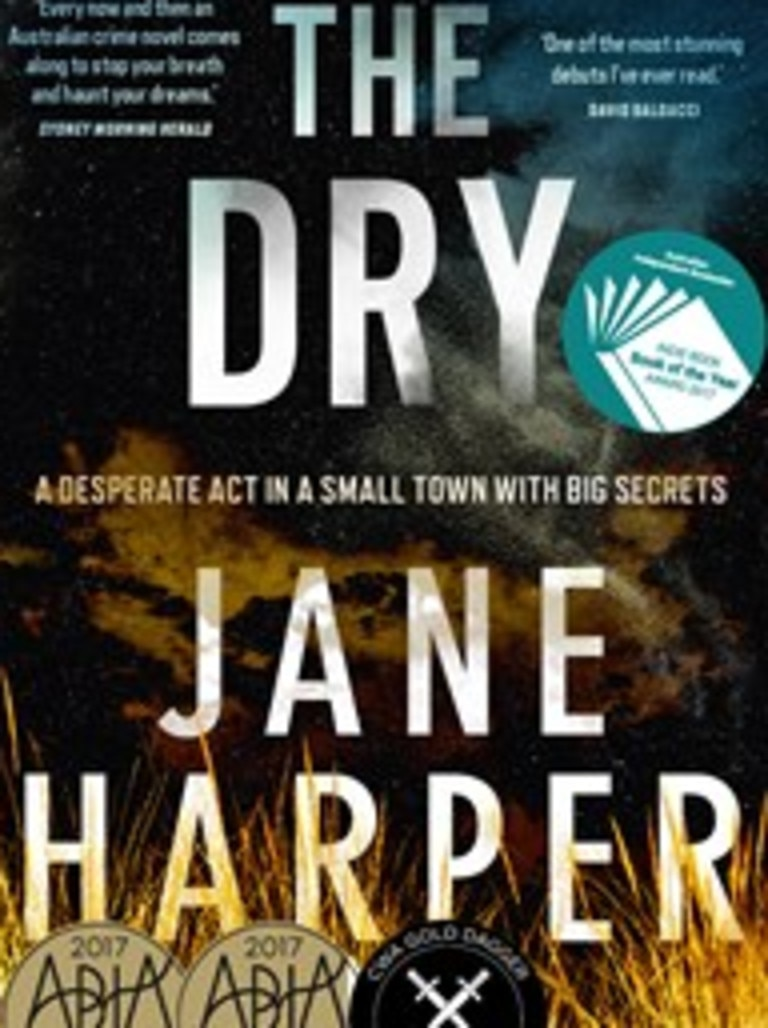 The Dry by Jane Harper.