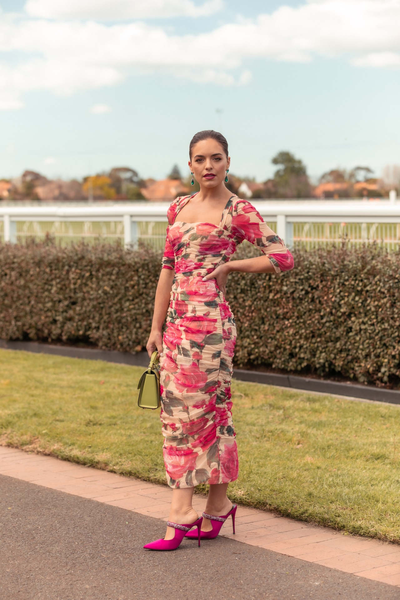 The best dressed racegoers from 2019's spring racing season