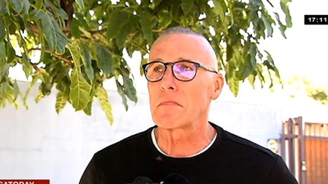Brother breaks down over Marc Batchelor's tragic death (SABC)