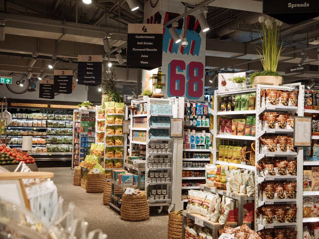 The Coles Local is one of seven specialty supermarkets nationwide. Picture: Supplied.