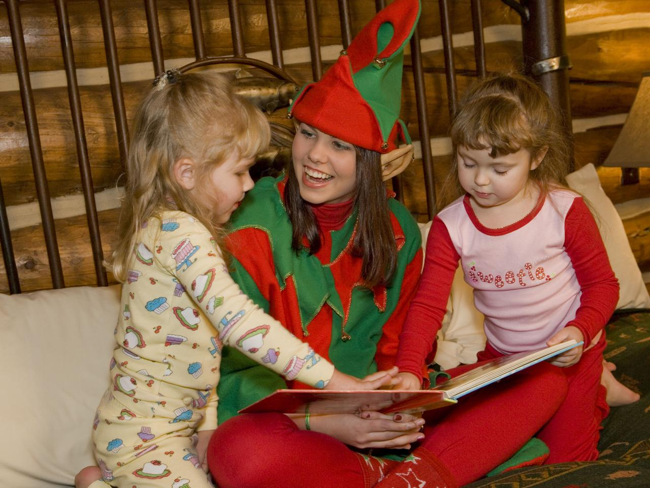 The Elf tuck-in service at Big Cedar Lodge.