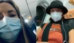 coronavirus Bella Hadid Kate Hudson face mask