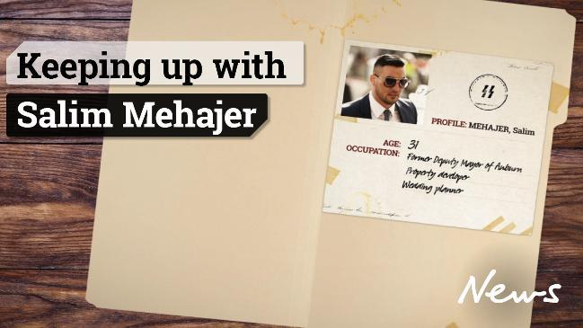 Keeping up with Salim Mehajer