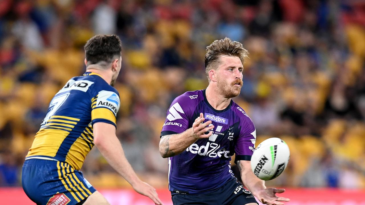 Cameron Munster is back for the Storm.