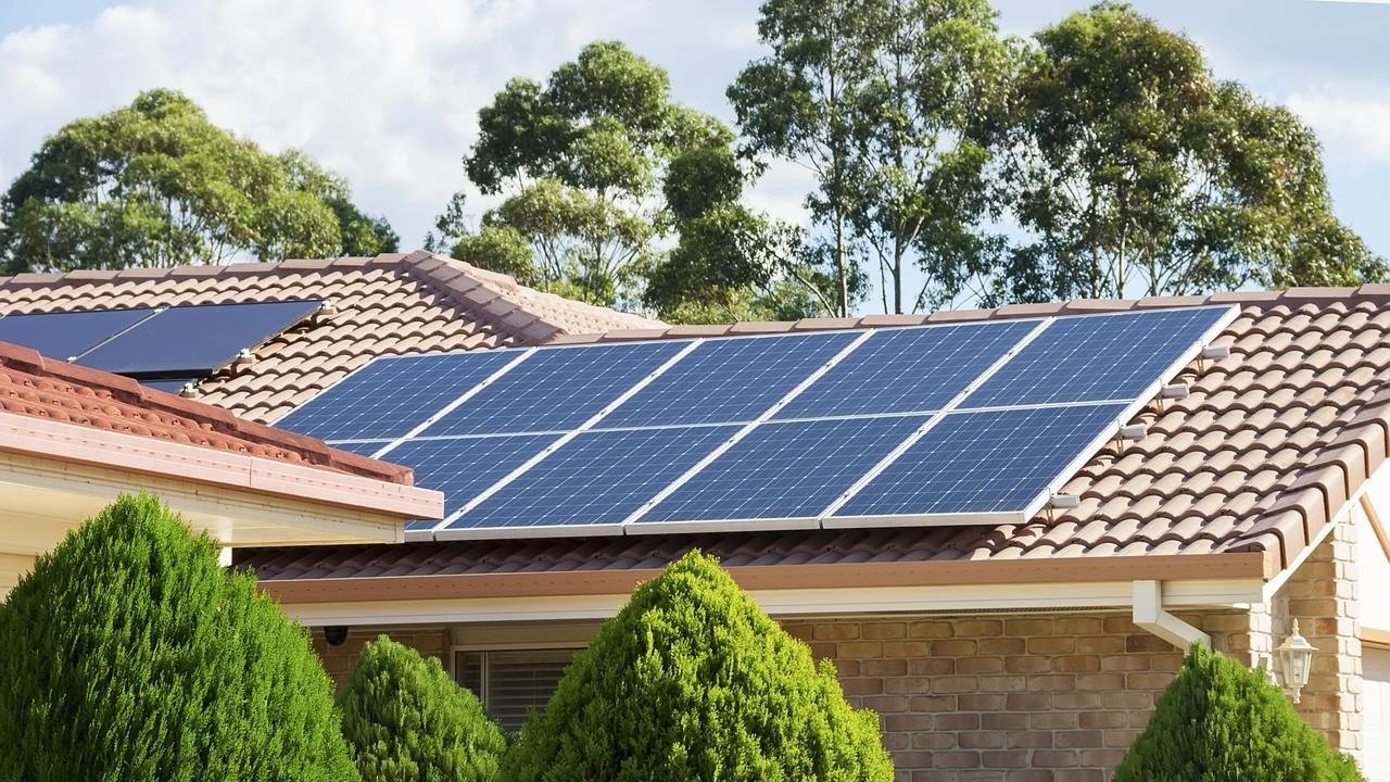Mr Keys says a shift to renewables will be better for the community in the long term. For Herald Sun Realestate