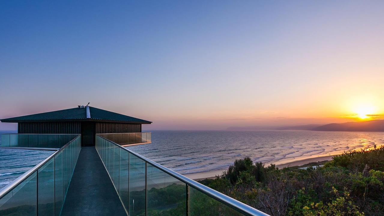 Pole House, Fairhaven - $750 a night - Image supplied Great Ocean Road Real Estate Holidays