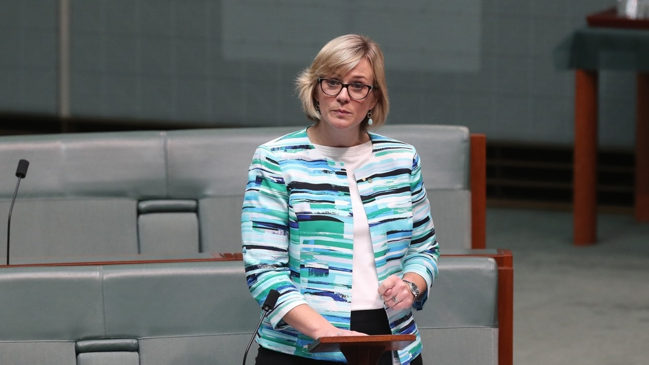 Climate action led by 'Queen Zali' steggall is just a 'game'