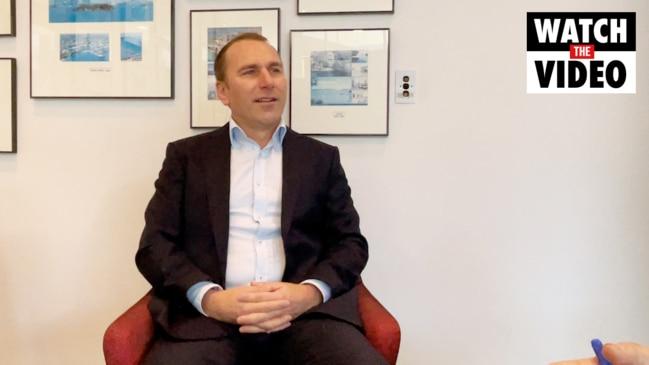 Richard Buttrose interview