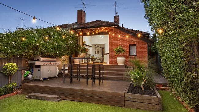 126 Princes Street Flemington, for Herald Sun real estate