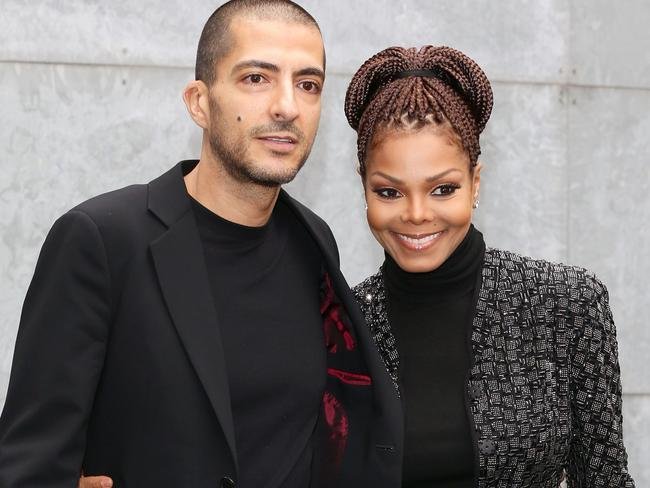 Janet Jackson and husband Wissam Al Mana have called it quits. Picture: Vittorio Zunino Celotto/Getty