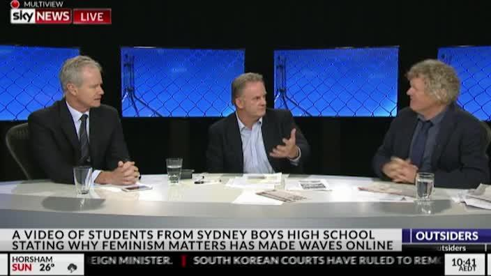 Former Labor leader Mark Latham causes outrage on Sky News