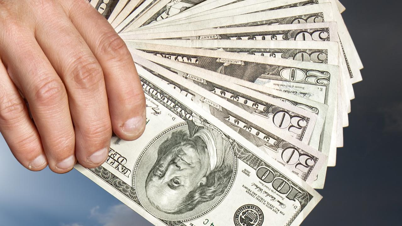 One man handed over close to $40,000 to the woman. Picture: Getty Images