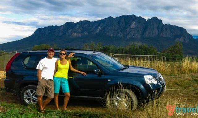 A road trip through Launceston Tasmania