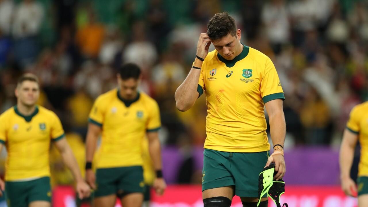 Rugby Australia sacks 40 per cent of its staff